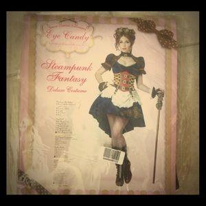 Steampunk adult women xxl